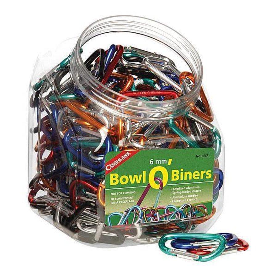 Karabijnhaak 6mm Bowl O'Binders Multitool