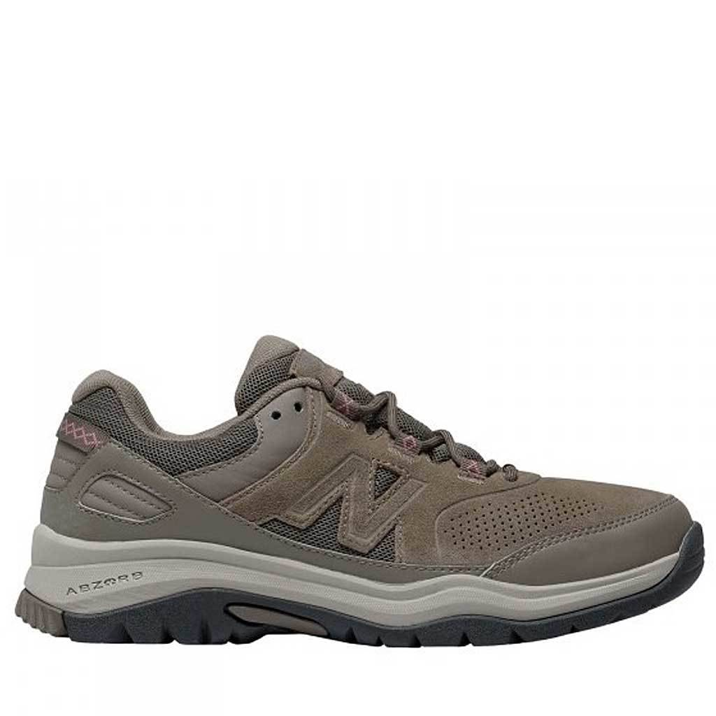 New Balance WW769 B GR Chocolate Dames Wandelschoenen