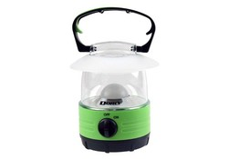 EU-3019 4AA 2-LED Groen Mini Lantaarn