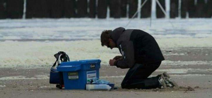 Zoutelande: het Viswalhalla voor zoutwater sportvisser.