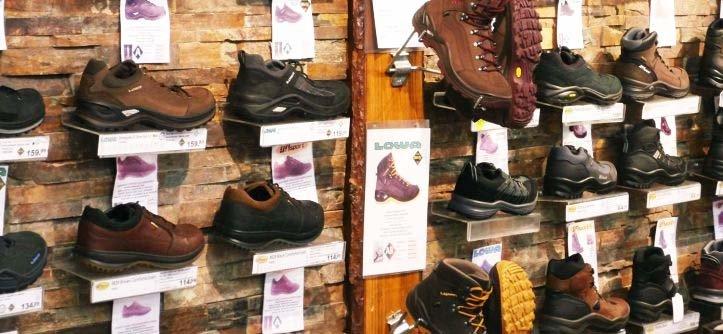 Waar moet je op letten als je wandelschoenen wil kopen?
