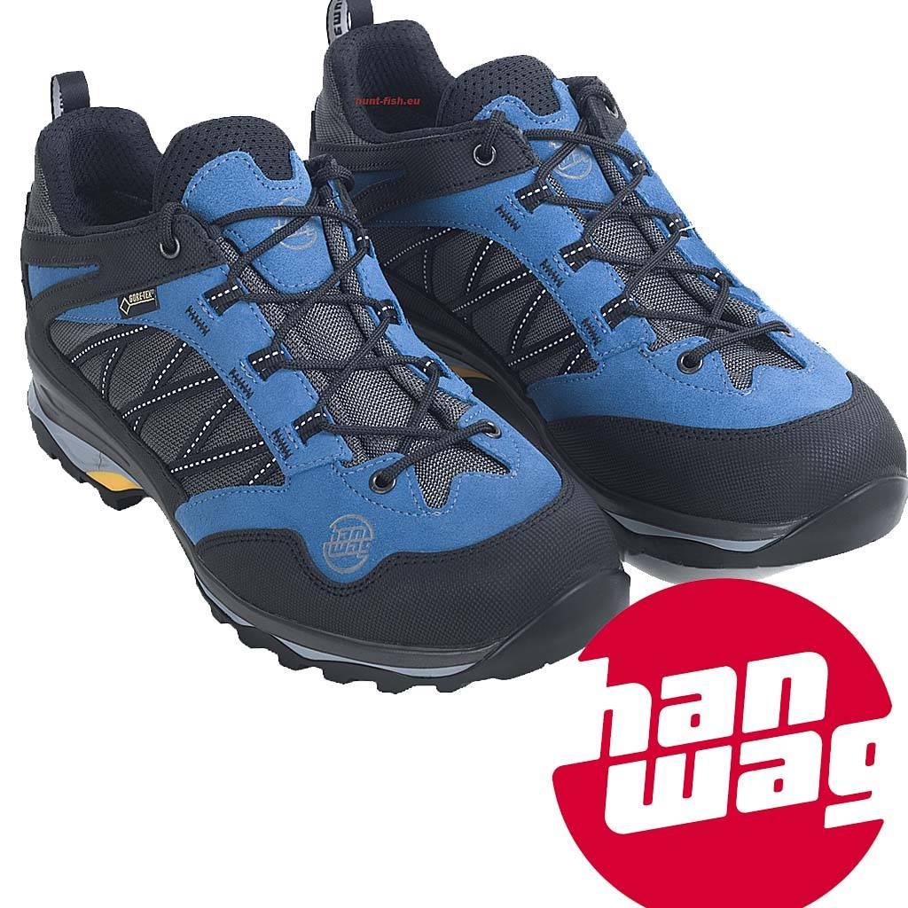 1812a67fa69 Hanwag Belorado Low GTX UN Blue Wandelschoenen