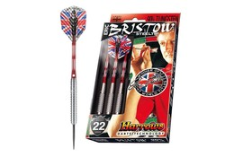 Harrows Eric Bristow 90% Tungsten Darts