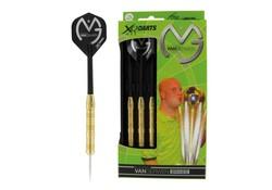 XQ Max Darts Michael van Gerwen 100% Brass Darts