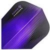 Harrows Sonic Flights Darts Purple Fusion