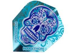 Harrows Marathon Flights Darts Rio Skull