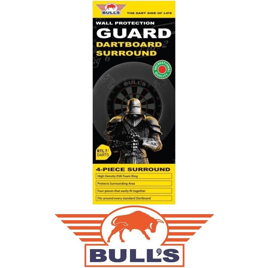 Guard 4 Pcs.foam Surround Black