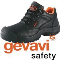 Werkschoenen Gevavi.Werkschoenen Gevavi Gs41 Stalen Neus S3 Veiligheidsnorm