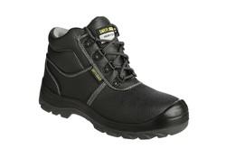 Safety Jogger Bestboy S3 Zwart Werkschoenen Uniseks
