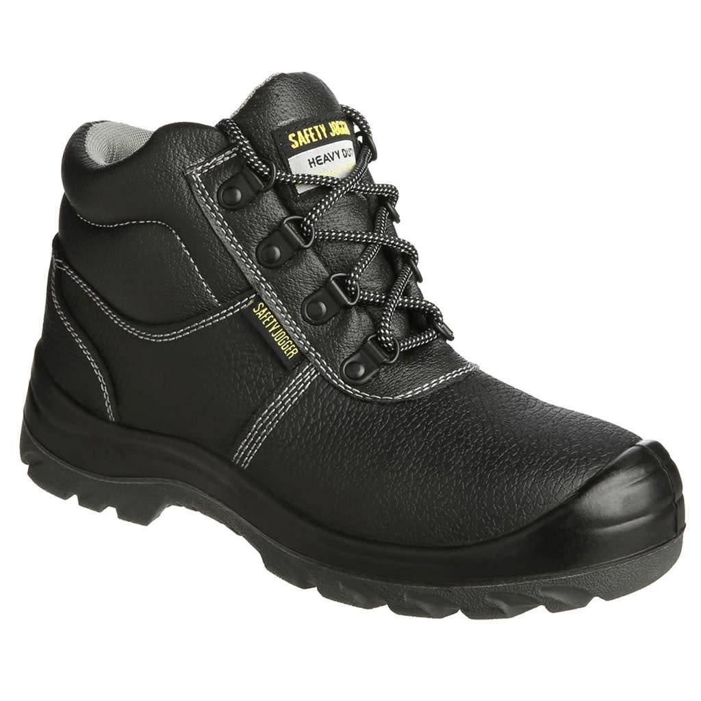Werkschoenen Safety Jogger.Safety Jogger Bestboy S3 Zwart Werkschoenen Uniseks