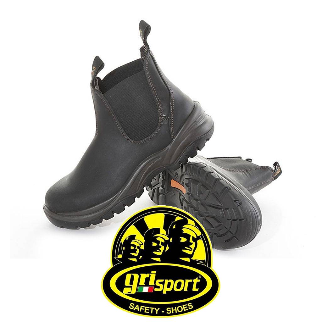 Grisport Werkschoenen.Werkschoenen Grisport 72457 Instapmodel Zonder Veters