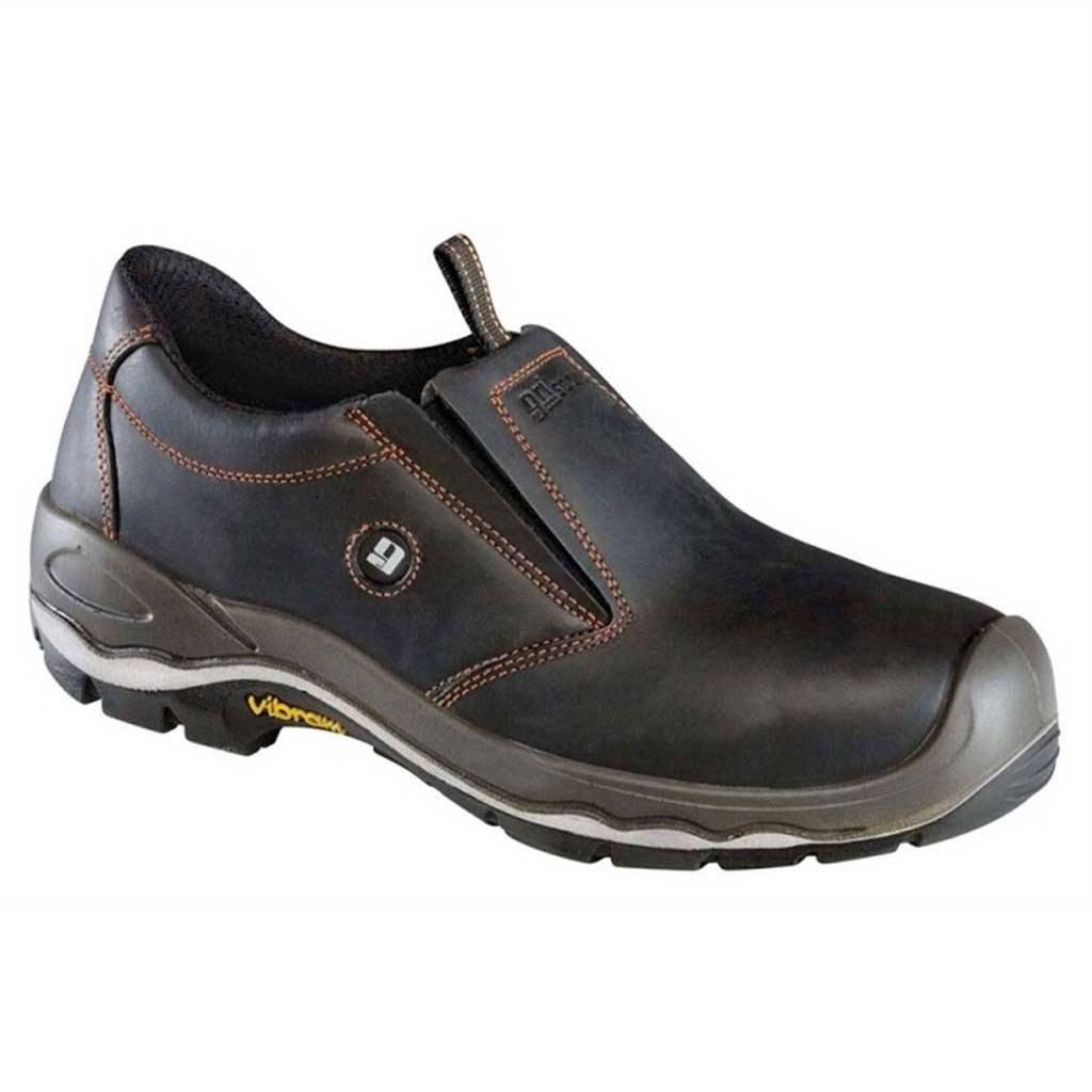 Aanbieding Werkschoenen.Werkschoenen Grisport 72009 Instappers Zonder Veters