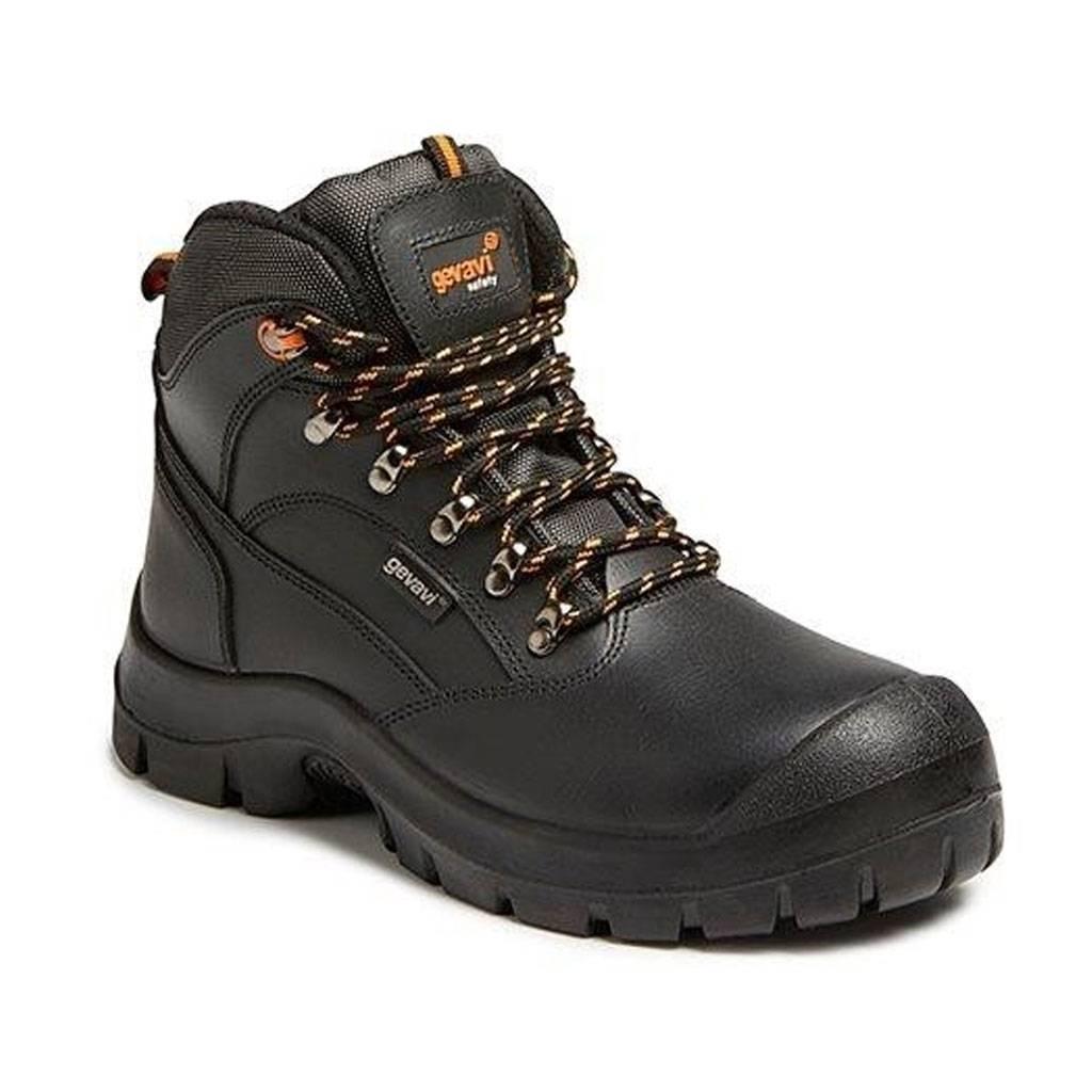 Werkschoenen Heren.Werkschoenen Heren Gevavi Gs42 S3 Veiligheidsnorm