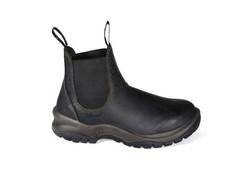 Grisport Safety VAR 8 S3 Zwart Werkschoenen Uniseks