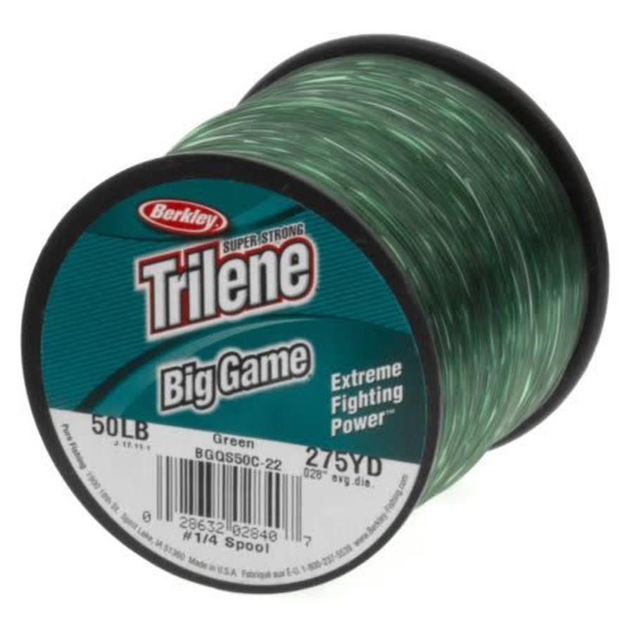 Trilene Nylon Big Game Green Vislijn