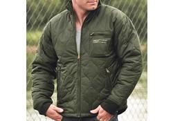 Fostex Cold Weather Jacket Groen Isolatiejas Uniseks