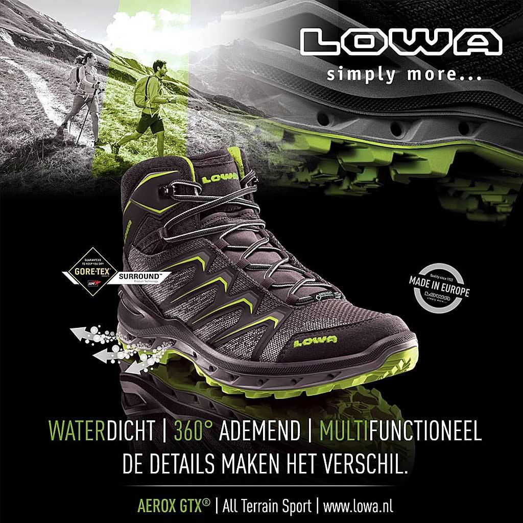 Lowa wandelschoenen review