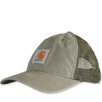 Buffalo Burnt Olive Cap