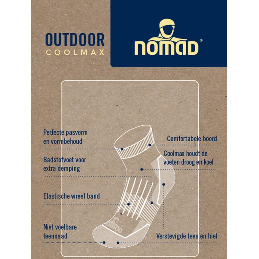 koop online verschillende kleuren speciaal voor schoenen Nomad Coolmax Crew Sock 2-Pack Navy Wandelsokken