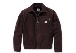 Carhartt Lightweight Detroit Dark Brown Jacket Heren