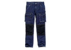 Carhartt Denim Multi Pocket Tech Pant Werkbroek Heren