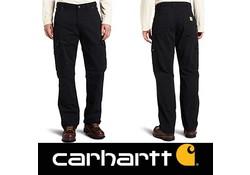Carhartt Ripstop Cargo Work Pant Black Broek Heren