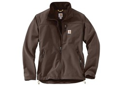 Carhartt Denwood Softshell  Dark Coffee Jacket Heren