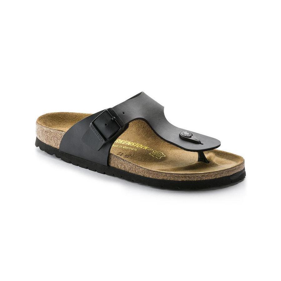 Ramses Zwart Slippers Heren