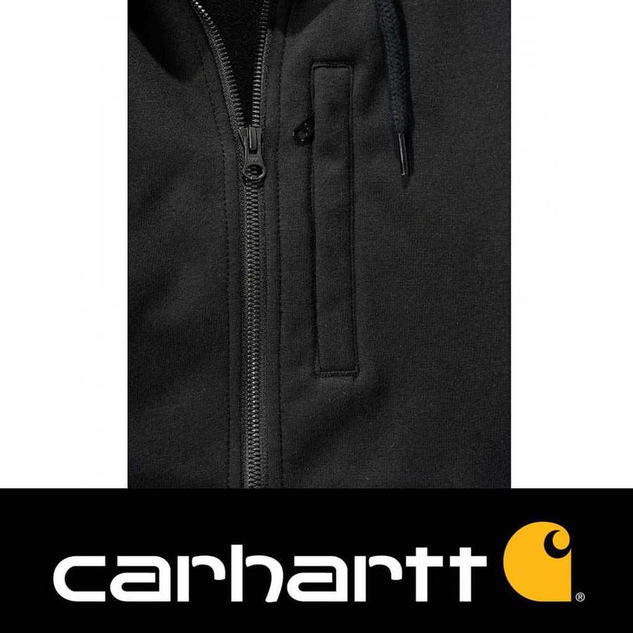 Wind Fighter Hooded Sweatshirt Zwart Heren