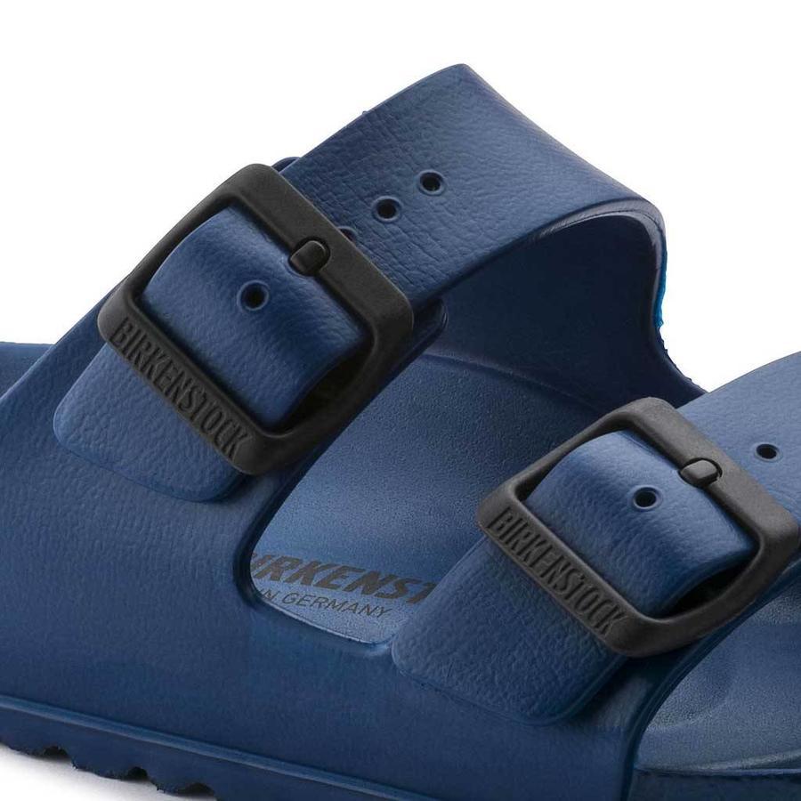 Arizona EVA Navy Slippers Dames