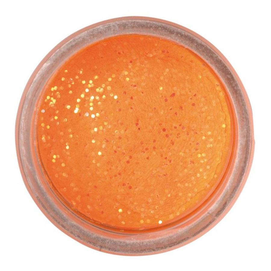 Berkley Powerbait Glitter Trout Bait Fluo Orange