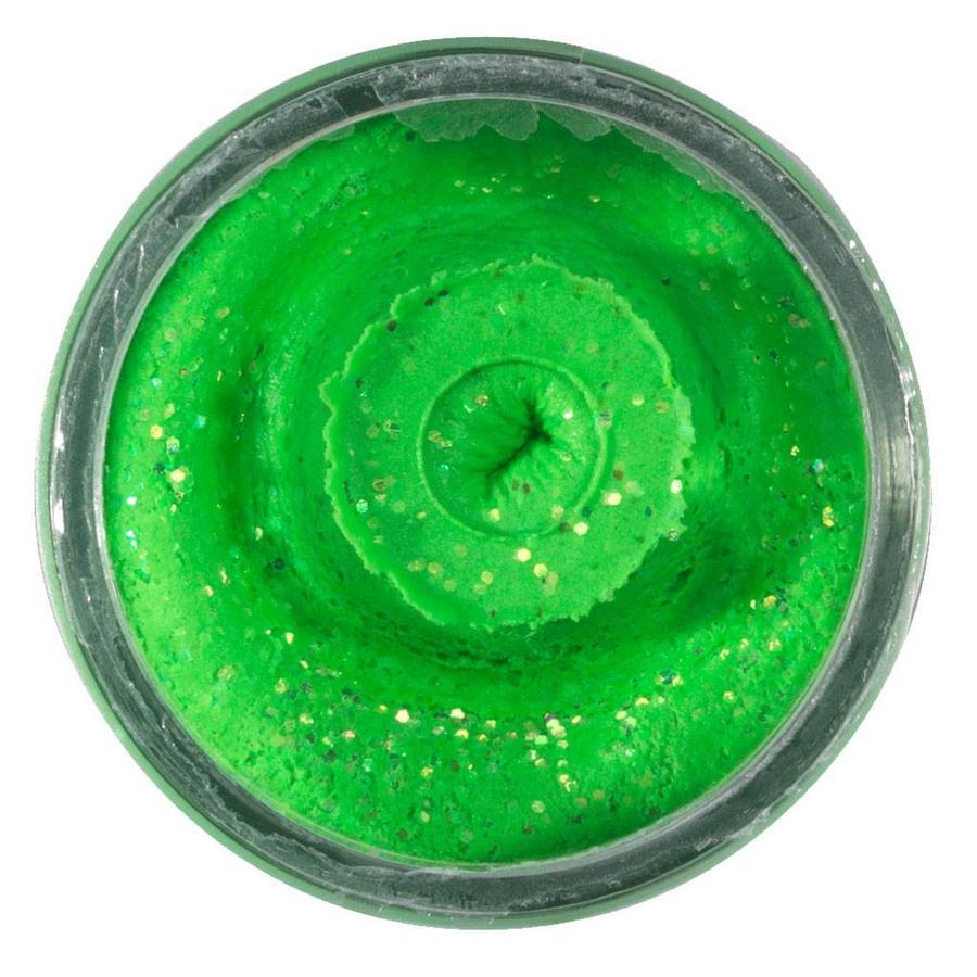 Powerbait Glitter Trout Bait Garlic SPR