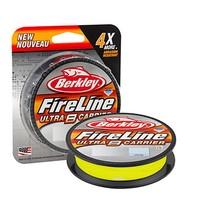 Fireline Ultra 8 Fluo Green 300m Dyneema