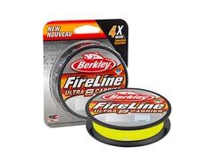 Berkley Fireline Ultra 8 Fluo Green 300m Dyneema