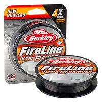 Berkley Fireline Ultra 8 Smoke 300m Dyneema