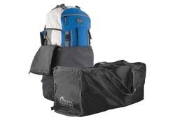 Active Leisure Flightbag Zwart voor Rugzak vanaf 55 Liter