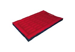 Eurotrail Canvas Luchtbed Red-Navy 2 Personen