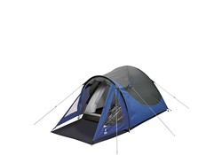Eurotrail Campsite Rocky 3  Charcoal-Royal Blue Tent