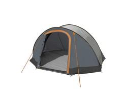 Eurotrail Jump Grijs-Zwart Pop-Up Tent 2 Personen