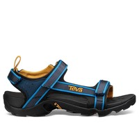 Tanza Navy Sandalen Kinderen