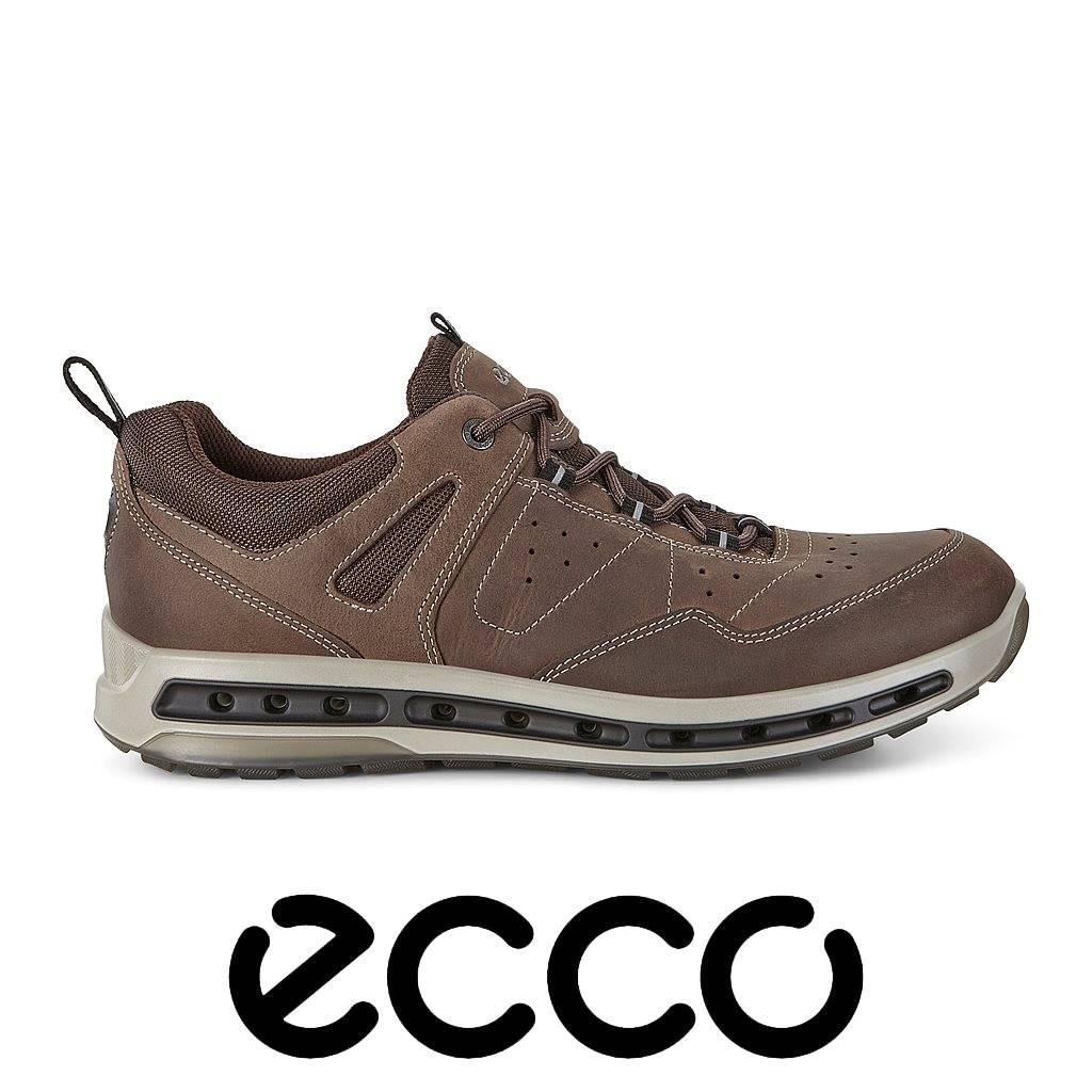 Ecco Werkschoenen Heren.Ecco Cool Walk Espresso Wandelschoenen Heren