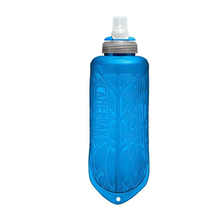 Quick Stow Blauw Drinkfles 0,5 Liter
