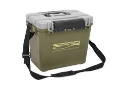 Spro Seat Box Green 38x26x32 CM Viskist