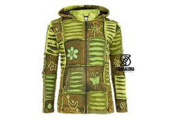 Shakaloha Buzz Forrest Green Vest Dames