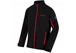 Regatta Nielson IV Black Fleece Jas Heren