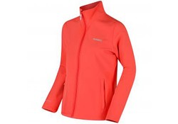 Regatta Connie III Neon Peach Softshell Jack Dames