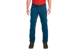 Maier Sports Tajo Pants Zip-Off Lang Blauw Outdoorbroek Heren