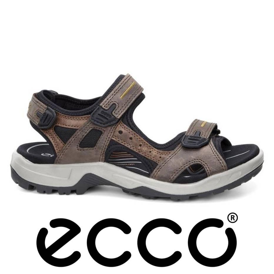 ECCO Offroad Sandalen Heren, espressococoa brown
