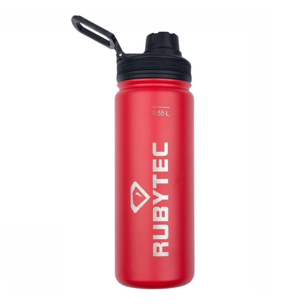Rubytec Shira Cool Drink Rood 0.55L Drinkfles