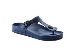 Birkenstock Gizeh EVA Navy Slippers Kids